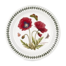 Portmeirion Botanic Garden - 8inch Dessert Plate Poppy