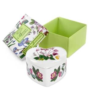 Portmeirion Botanic Garden - Trinket Box Poppy