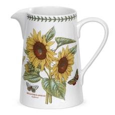 Portmeirion Botanic Garden - Bella Jug 3pt Sunflower