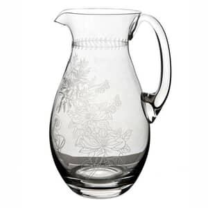 Portmeirion Botanic Garden - Glass Pitcher