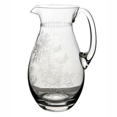 Portmeirion Botanic Garden - Glass Pitcher