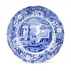 Spode Blue Italian - Salad Plate 23cm / 9 inch