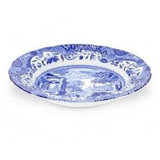 Spode Blue Italian - Soup Plate 23cm/9 inch