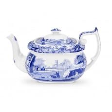 Spode Blue Italian - Teapot