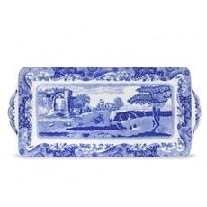 Spode Blue Italian - Sandwich Tray