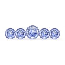 Spode Blue Italian - 5 Piece Bowl Set