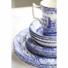 Spode Blue Italian - 16 Piece Dinner Set