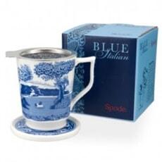 Spode Blue Italian - Tisaniere