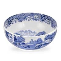 Spode Blue Italian - Round Bowl
