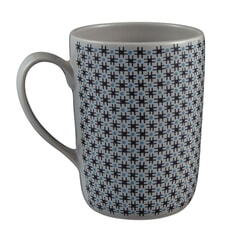 Murmur Shimi Decorative Tall Mug Indigo And Blue