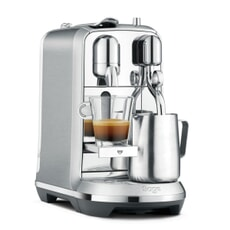 Sage The Creatista Plus Nespresso Stainless Steel Coffee Machine BNE800BSS