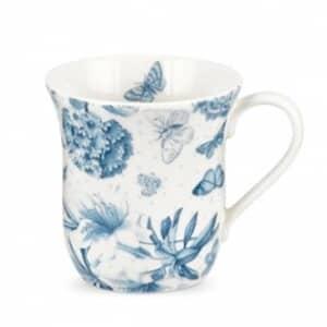 Portmeirion Botanic Blue - Mug 12oz Set Of 6