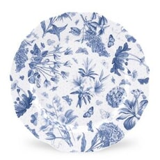 Portmeirion Botanic Blue - Dinner Plate 27cm