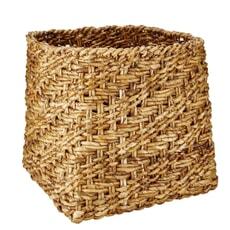 Murmur Banana Square Storage Basket Natural