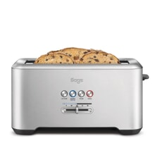 Sage A Bit More 4 Slice Toaster