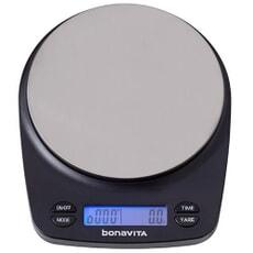 Bonavita Auto Tare Scale-Black