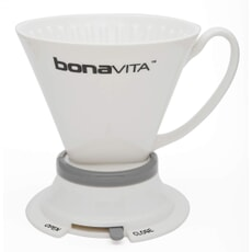 Bonavita Wide Based Porcelain Immersion Drip