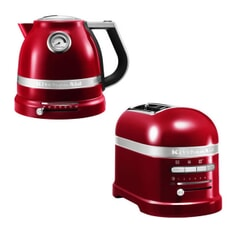 KitchenAid Artisan Kettle And 2 Slot Toaster Candy Apple