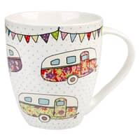The Caravan Trail Festival Campers Mug