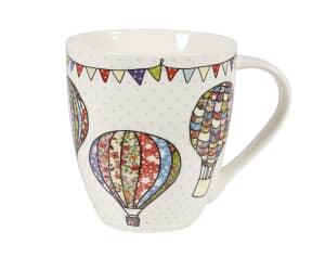 The Caravan Trail Festival Balloons Mug