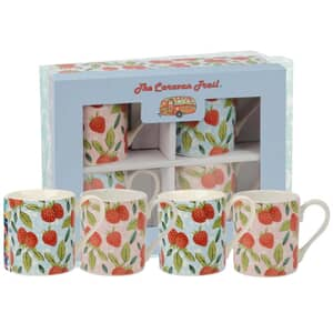 The Caravan Trail Strawberry Harvest Mug Gift Set