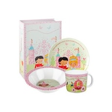 Churchill Little Rhymes - Cinderella Melamine Set