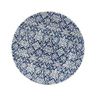 Queens Blue Story Ava Side Plate