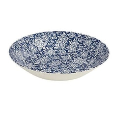 Queens Blue Story Ava Scollop Bowl