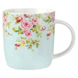 Portmeirion Catherine Lansfield - Canterbury Blue Mug