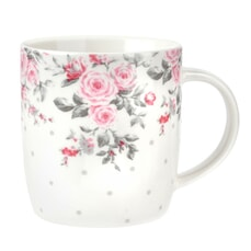 Portmeirion Catherine Lansfield - Canterbury Grey Spot Mug