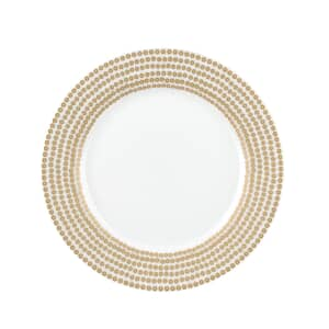 Portmeirion Catherine Lansfield - Glamour Sequin Gold Side Plate