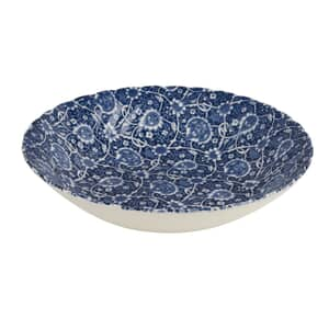 Queens Blue Story Sian Chelsea Scollop Bowl