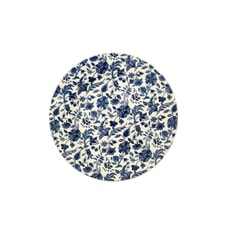 Queens Blue Story Antique Floral Side Plate