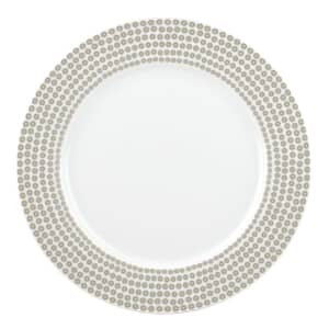 Portmeirion Catherine Lansfield - Glamour Sequin Silver Dinner Plate