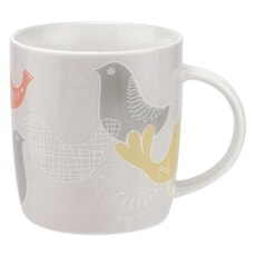 Portmeirion Catherine Lansfield - Scandi Bird Sketch Mug
