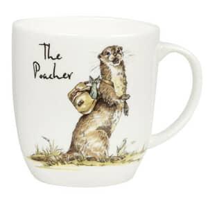 Country Pursuits - Mug The Poacher