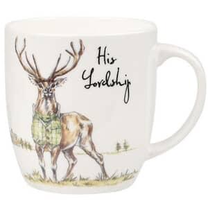 Country Pursuits - Mug His Lordship