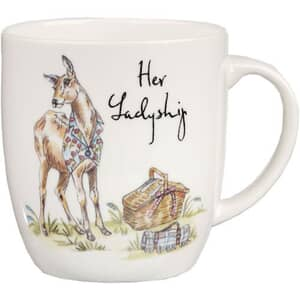 Country Pursuits - Mug Her Ladyship