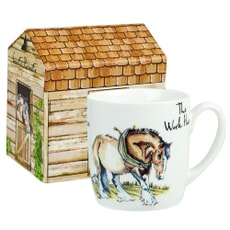Country Pursuits - Mug The Workhorse Gift Boxed