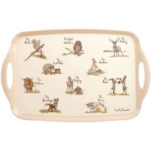 Country Pursuits - Melamine Tray
