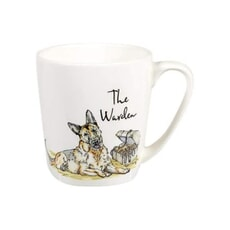 Country Pursuits - Acorn Mug The Warden