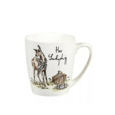 Country Pursuits - Acorn Mug Her Ladyship