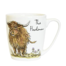 Country Pursuits - Acorn Mug The Herdsman