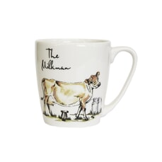 Country Pursuits - Acorn Mug The Milkman