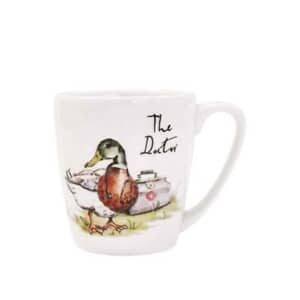 Country Pursuits - Acorn Mug The Doctor