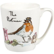 Country Pursuits - Acorn Mug The Postman