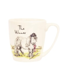 Country Pursuits - Acorn Mug The Winner