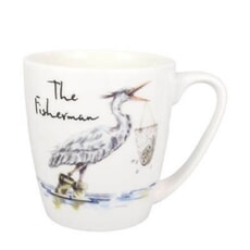 Country Pursuits - Acorn Mug The Fisherman