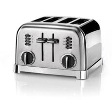 Cuisinart Signature 4 Slice Toaster Stainless Steel