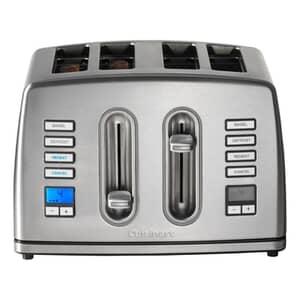 Cuisinart 4 Slice Digital Toaster Brushed S/S